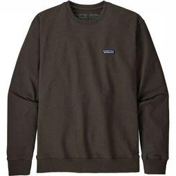Patagonia Pullover P-6 Label Uprisal dark brown