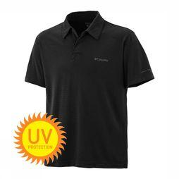 Columbia Polo Sun Ridge Zwart