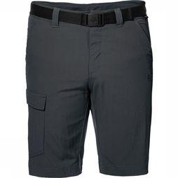 Jack Wolfskin Shorts Hoggar dark grey