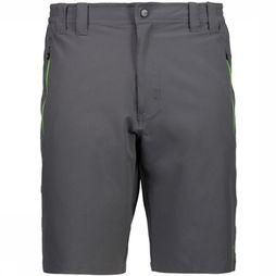 CMP Shorts 3T51847 dark green/dark grey