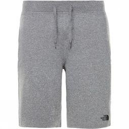 The North Face Short Standard Light Gris Moyen