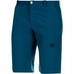 Mammut Shorts Runbold dark blue