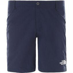 The North Face Short Anticline Chinos Marineblauw