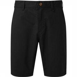 Tentree Short Ten Preston Hemp Zwart
