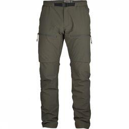 Fjällräven Trousers High Coast Hike dark grey