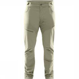 Haglöfs Trousers Lite Hybrid Regular sand