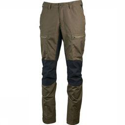 Lundhags TROUSERS LUN LOCKNE PANT dark green
