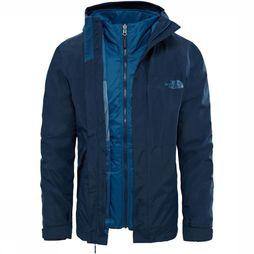 The North Face Jas Naslund Triclimate Marineblauw