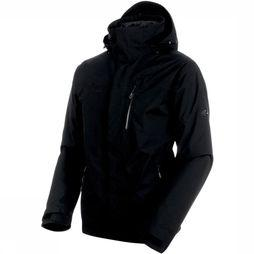 Mammut Coat Trovat Tour 3In1 HS black