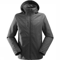 Lafuma Coat Caldo Heather 3In1 dark grey