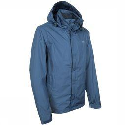 Ayacucho Coat Re-Bottled Eco 3In1 Marine
