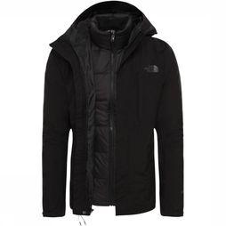 The North Face Coat Mountain Light Triclimate black