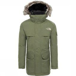 The North Face Mcmurdo Parka Middenkaki