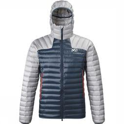 Millet Down Jacket K Synthx D Petrol/Light Grey
