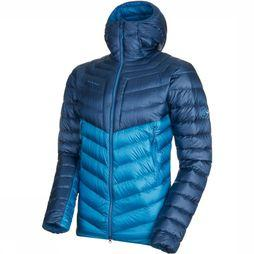 Mammut Down  Broad Peak IN dark blue/blue