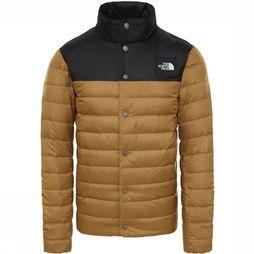 The North Face Down Uni Drt Mid Down light brown/black