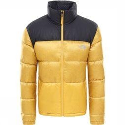 The North Face Donsjas Nevero Down Geel/Zwart