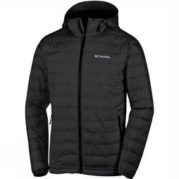 Columbia Jas Powder Lite Hooded Zwart