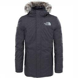 The North Face Jas M Zaneck Jacket Donkergrijs