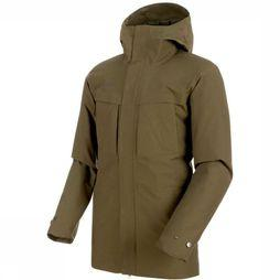 Jas Chamuera Hs Thermo Parka