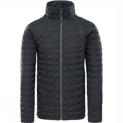 The North Face Jas Thermoball Donkergrijs