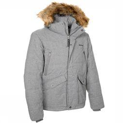 Ayacucho Coat Zürich Eco Light Grey Mixture