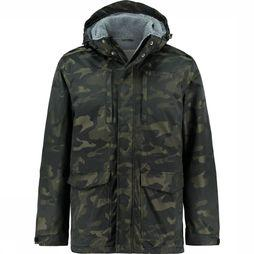 Coat Highland Camo Parka
