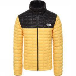 The North Face Jas Thermoball Eco Geel/Zwart