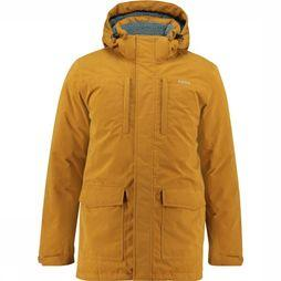 Ayacucho Coat Highland Winter II Parka camel