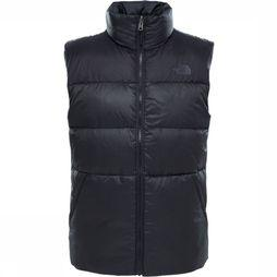 The North Face Bodywarmer Nuptse III Zwart