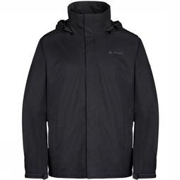 Vaude Manteau Escape Light Noir