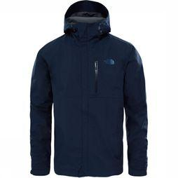 The North Face Jas Dryzzle Donkerblauw