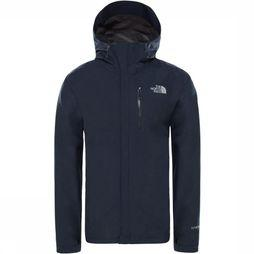 The North Face Jas Dryzzle Marineblauw