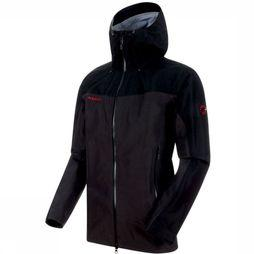 Mammut Coat Crater HS dark grey