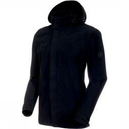 Mammut Coat Trovat HS Hooded black
