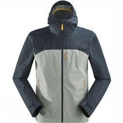 Eider Coat Bright 2.0 dark blue/light grey