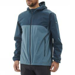 Eider Coat Tonic dark blue/light blue