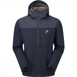 Sprayway Coat Rask Gore-Tex dark blue/mid blue