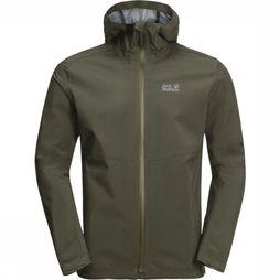 Manteau Jwp Shell Eco