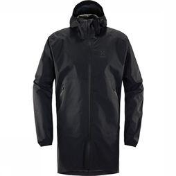 Haglöfs Coat L.I.M Proof black