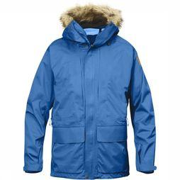 Fjällräven Coat Keb Eco-Shell blue