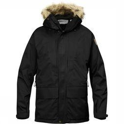Fjällräven Coat Keb Eco-Shell black