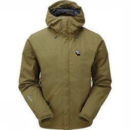 Sprayway Jas Maxen Gore-Tex Middenkaki