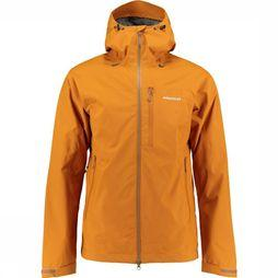 Ayacucho Coat Arctic 2L Shell orange