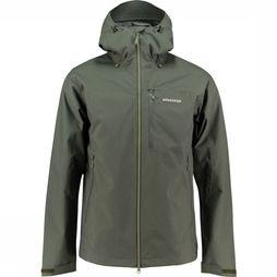 Ayacucho Coat Arctic 2L Shell dark grey