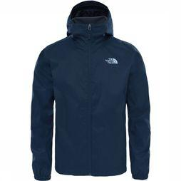 The North Face Coat Quest dark blue