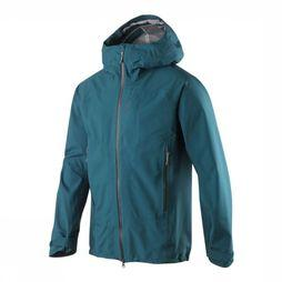 Houdini Coat Ascent Ride Petrol