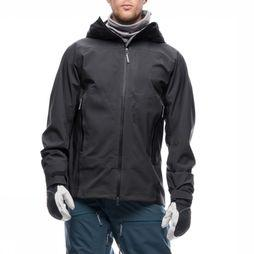 Houdini Coat Ascent Ride black