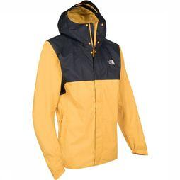 The North Face Jas Quest Zip-In Geel/Zwart