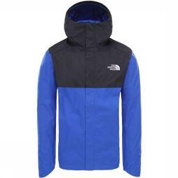 The North Face Manteau Quest Zip-In Bleu Roi/Noir